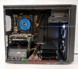 Укладка кабеля в Fractal Design FOCUS G MINI Window